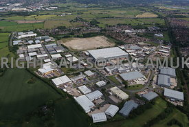 Wingates Industrial and Westhoughton Industrial Estate Westhoughton Greater Manchester