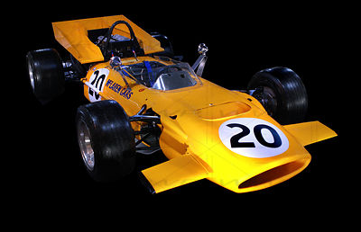 Mac Laren F1 - M 9 A Race car 1969
