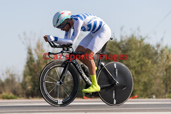 Men's Individual time trial Final / TZORTZAKIS Polychronis (GRE)
