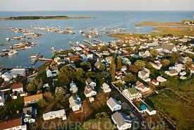 Tangier Island - Aerial