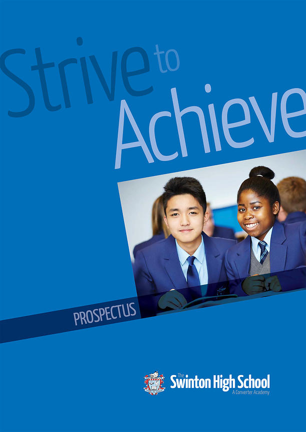 Swinton High School prospectus
