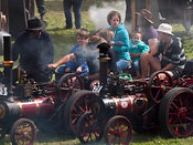 West of England Steam Rally at Stithians