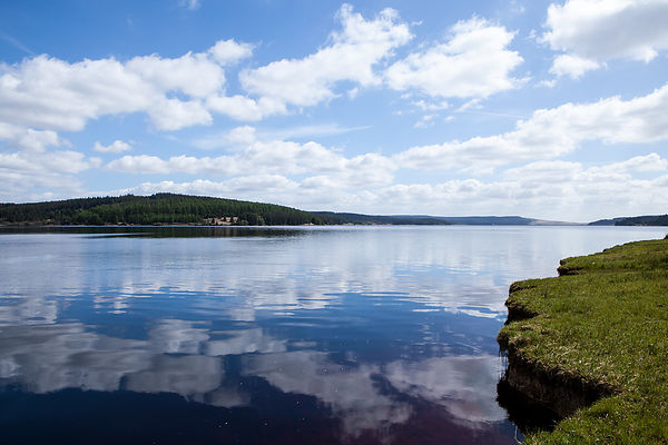 Kielder Reservoir, Northumbrian Water, 2015