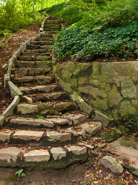 Park Stone Stairs