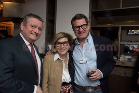DLD Burda Event am WEF 2017