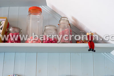 5th September, 2015.Tyrrellspass, County Westmeath. Pictured is the interior of 'The Grocery'.Photo:Barry Cronin/www.barrycro...