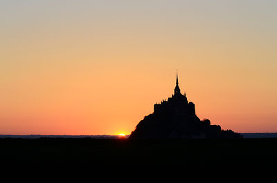 FRANCE, MANCHE, LE MONT-SAINT-MICHEL//France, Normandy, Manche, Le Mont-Saint-Michel