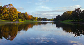 Autumn Colours at Sefton Park Lake