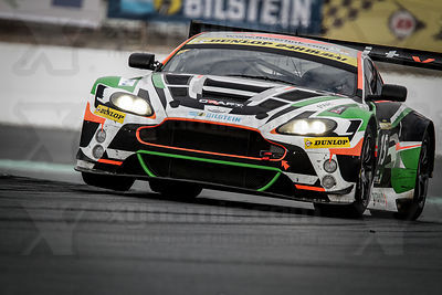 15 Yu / Fuijii / Turner / O'Young / Mücke Craft Racing AMR Aston Martin Vantage GT3