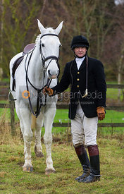 Johnny Weatherby - The Cottesmore Hunt at Belton-in-Rutland 21/12