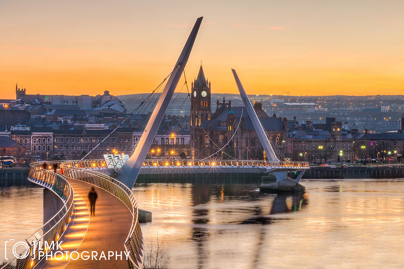 A Very Derry Sunset