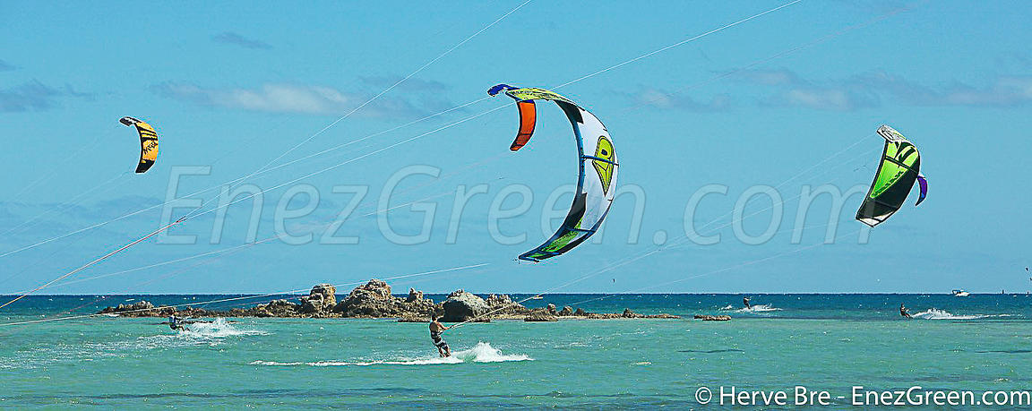 New-Caledonia Kite surf