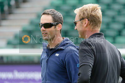Jock Paget and Eric Duvander - Burghley 2015