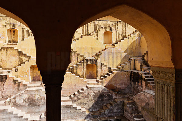 Step Well