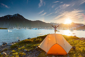 Alaska Backcountry Camp