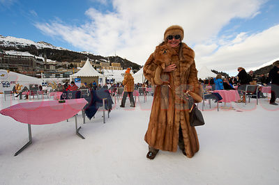 27th Polo World Cup on Snow in St.Moritz