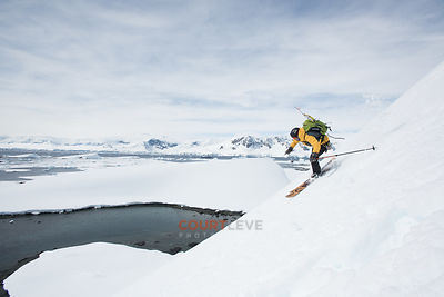 Ice Axe Expeditions. Antarctica.