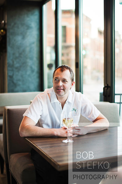 Bob Stefko Photography | Chef Paul Virant at Perennial Virant