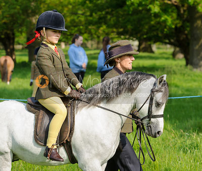 Class 16 - BSPS Heritage M&M Pretty Polly (ROHS) Leading Rein Pony