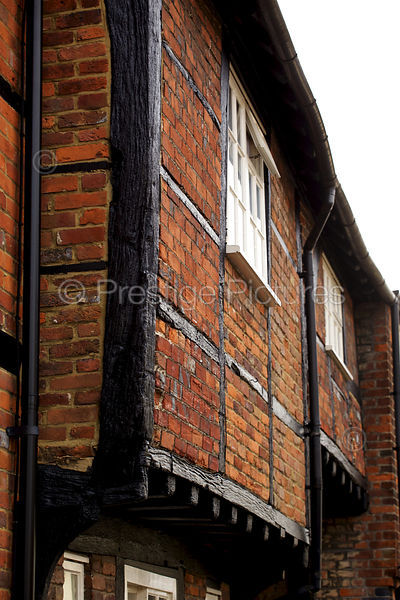 Tudor Style Timbered House, Timber Framed 16th Century House