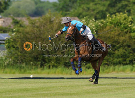 Fabio Lavinia playing at Rutland Polo Club