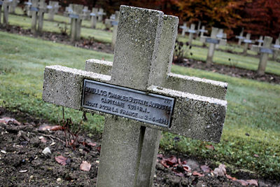 France. Verdun, november 2012.The battle of Verdun is a place of memory of the Great War from 1914 to 1918. This area remains...