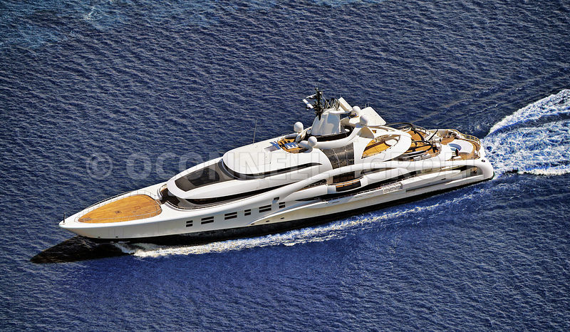 Superyacht Palladium,