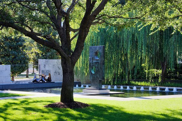 Nasher Sculpture Garden