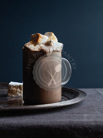 Cocoa with Marshmallows 2