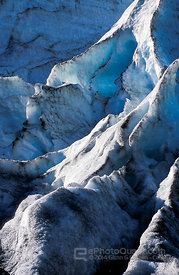 Exit Glacier Close-Up