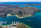 Middle Harbour to Manly