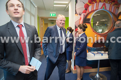 21st September, 2017.Ryanair AGM at Ryanair HQ, Swords. Pictured are members of the board arriving .Photo: BARRY CRONIN/www.b...