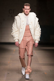 London Fashion Week Men's - Fencg Cheng Wang