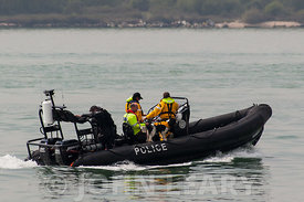 Police Rigid Inflatable