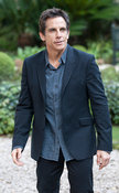 Ben Stiller at a photo call for the film Walter Mitty in Rome, Italy. 13/12/13