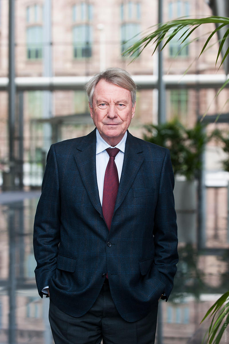 Schneider, Manfred - CEO Bayer AG