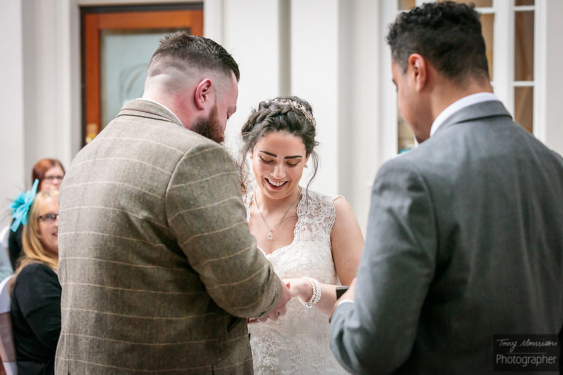 Wedding at Grand Station, Wolverhampton, Staffordshire, West Midlands, UK
