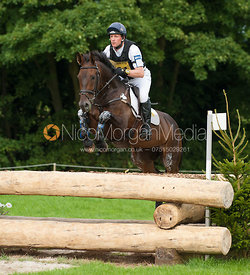Oliver Townend and SKYHILLS CAVALIER - cross country - CIC** - Somerford Park (2) Horse Trials 19/8/12