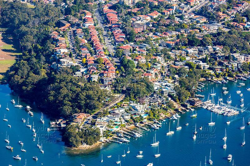 Folly Point, Cammeray