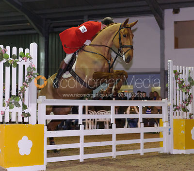 Andrew Berry - Quorn Hunt Gate Jumping 2014