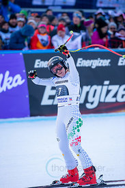 20190127 Audi FIS Alpine Ski World Cup - Women's Downhill