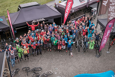 Women's Bike Camp Saalbach 2018