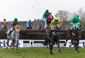 Race 6, The Open Maiden - The Quorn at Garthorpe 21st April 2013.