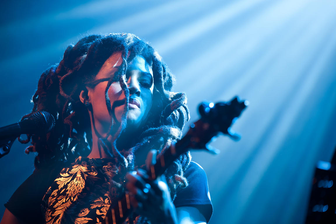 VALERIE JUNE.LA CIGALE 2013.JULIEN LEPEUT