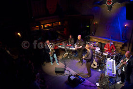 Opening Event of Festival da Jazz 2012 Live at Dracula Club St.Moritz
