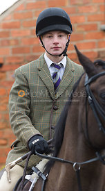 - The Cottesmore Hunt at Northfield Farm 29/1/13