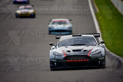 2009 British GT - Spa Francorchamps