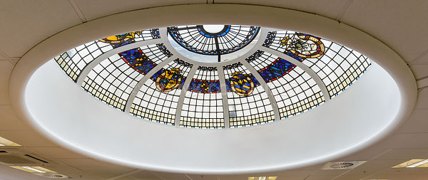GLASGOW, SCOTLAND – JUNE 03, 2015 : Interior detail of the Ca' D'Oro Building, at the corner of Union Street and Gordon Stree...