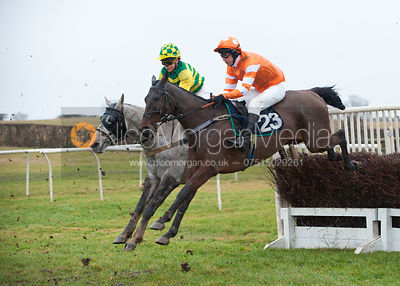 Thats Rhythm (N Wakefield) - Race 5 - Cottesmore Hunt Point to Point, Garthorpe 4/3/12