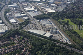 Viridor Longley lane Recycling Centre Manchester